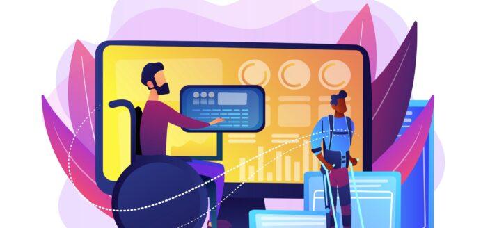 Tecnologias assistivas e sua importância